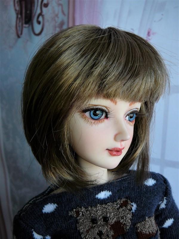 Mon Dahlia Noir (Lili Miro Doll)  Nouveau face-up ! 11_pul10