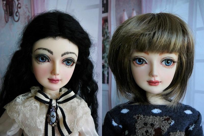 Mon Dahlia Noir (Lili Miro Doll)  Nouveau face-up ! 21_la_10