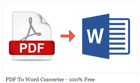 Convert PDF files into Microsoft Word documents (.DOCX files) 04710