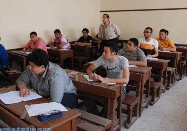 أهم التعليمات للملاحظين بامتحانات الثانوية العامة  1302