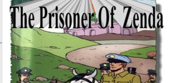 الشرح والمراجعة الاقوى لقصه سجين زندا ثالثة ثانوي 2019 2010