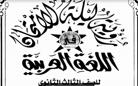 مراجعة وتوقعات مستر رضا الفاروق في اللغة العربية للصف الثالث الثانوي 89914