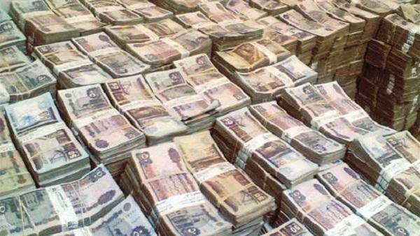 خسائر البورصة تصل لـ 2 مليار جنية اليوم  96612