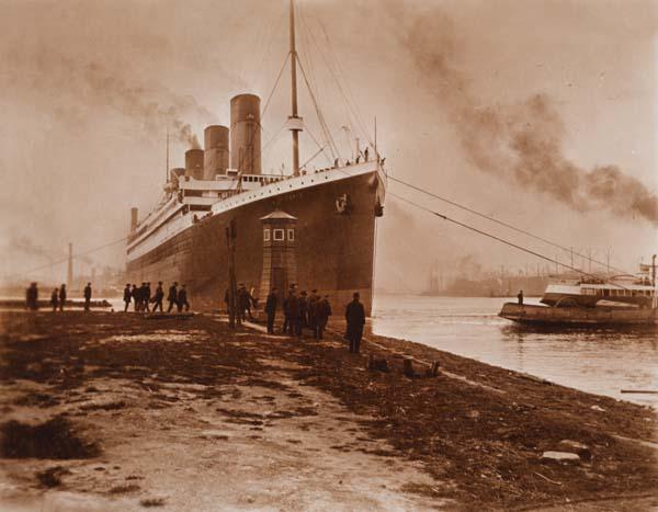 Titanic, la vérité dévoilée [Titanic: The New Evidence] K1211