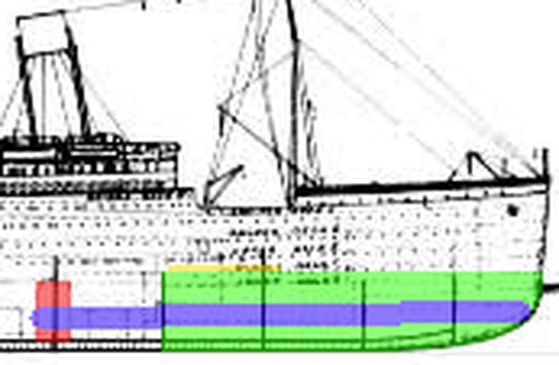Titanic, la vérité dévoilée [Titanic: The New Evidence] Plan11