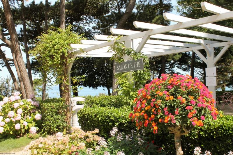 le musée et le jardin de Christian Dior à Granville 19-11-10