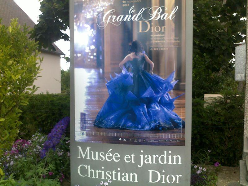 le musée et le jardin de Christian Dior à Granville 55772010