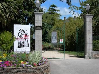 le musée et le jardin de Christian Dior à Granville Excurs10