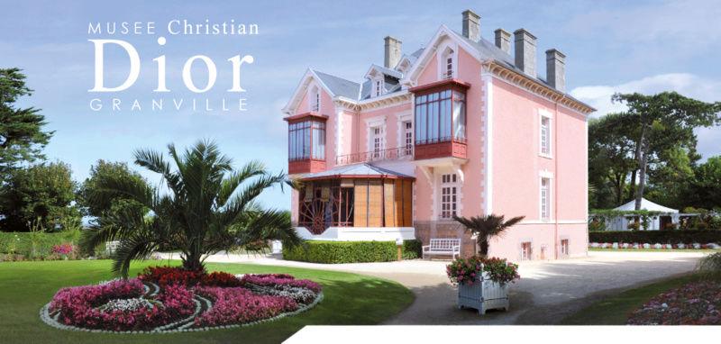 le musée et le jardin de Christian Dior à Granville Header10
