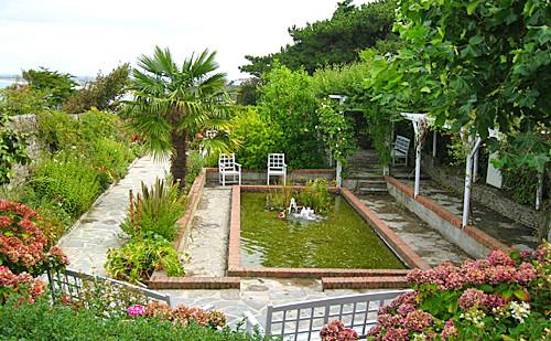 le musée et le jardin de Christian Dior à Granville Jardin10