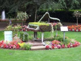 le musée et le jardin de Christian Dior à Granville Jardin11