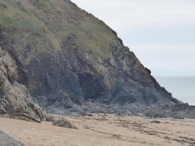 Sortie à la plage de carolles et à granville - 23 mars 2017 P1070816