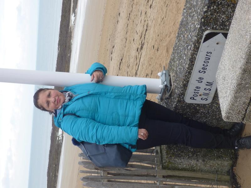 Sortie à la plage de carolles et à granville - 23 mars 2017 P1070835