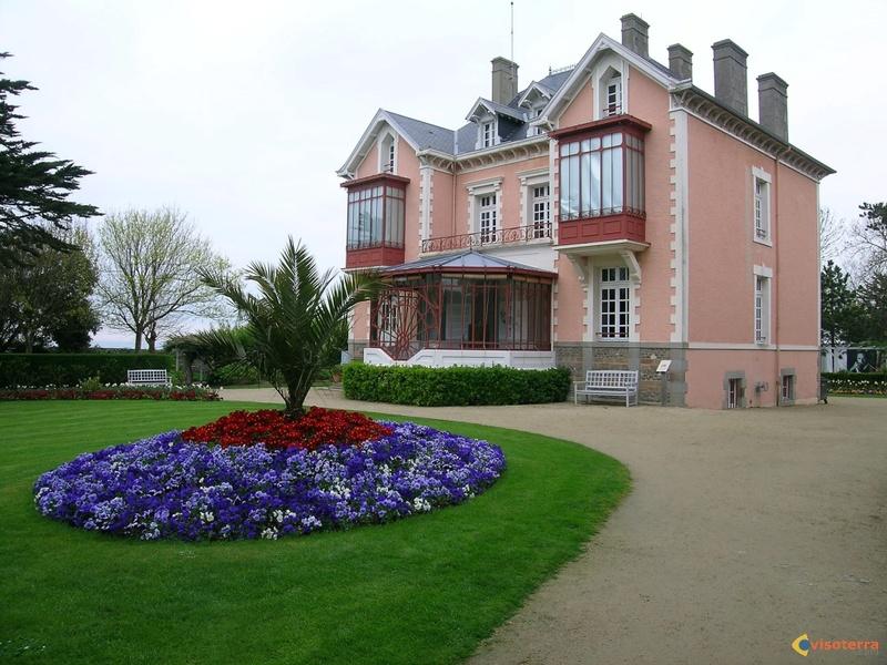 le musée et le jardin de Christian Dior à Granville Villa-10
