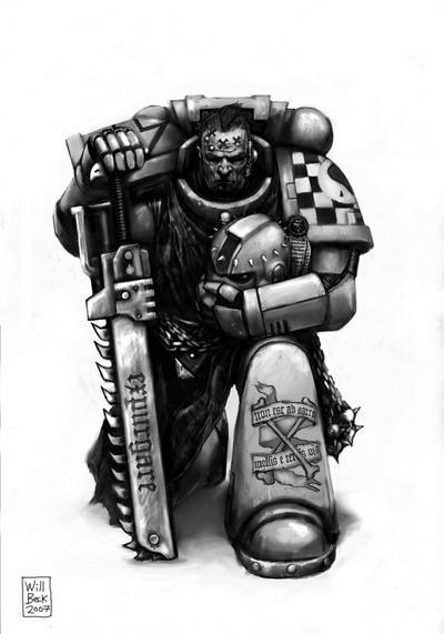 Warhammer 40.000isation Dudula10