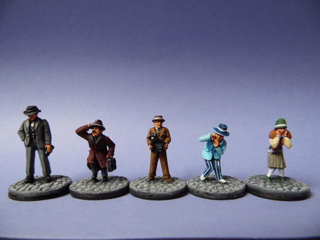 Prohibition : Gangsters, agents féderaux du tresor et citoyens. 28mm 3pwvsr10