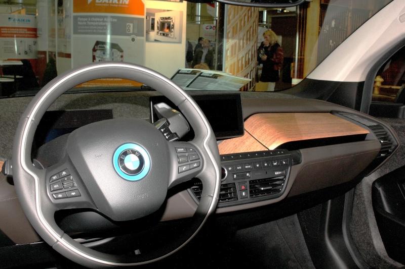 BMW I3 : enfin une électrique crédible... Bmw_i313
