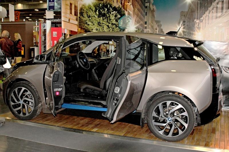 BMW I3 : enfin une électrique crédible... Bmw_i314