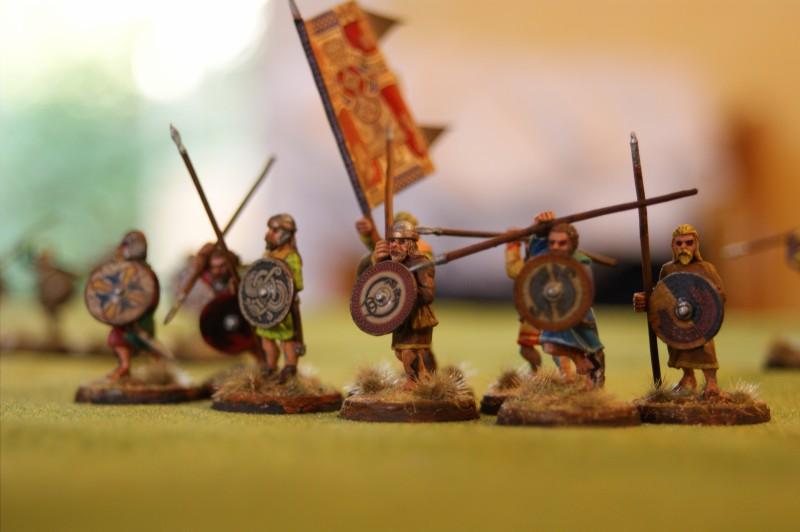 vends bande SCOTS peinte 6 points Scots11