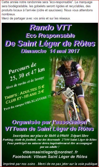 [14/05/17] St LEGER DU ROTE (27) La Légérotoise Stlege10