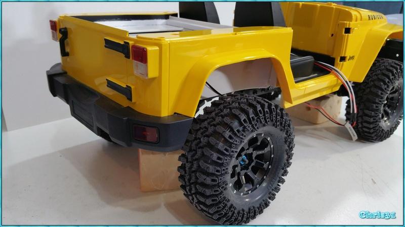 Chris Customs. Jeep Wrangler // Badass Project !!!!!  111