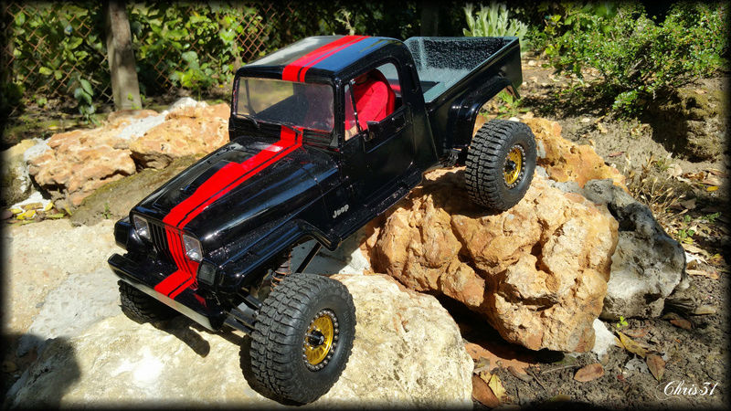 [Axial SCX10] Chris Customs. Jeep BRUTE YJ 1987 2_800_10