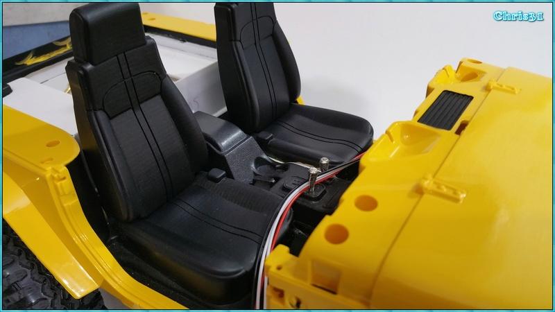 Chris Customs. Jeep Wrangler // Badass Project !!!!!  311