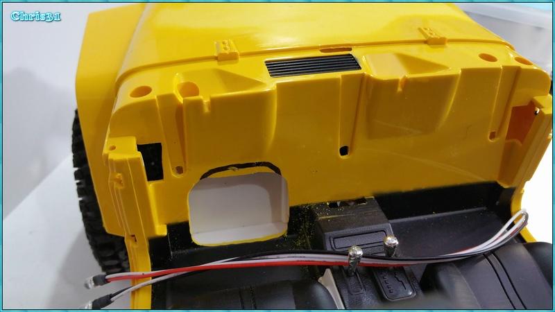 Chris Customs. Jeep Wrangler // Badass Project !!!!!  411