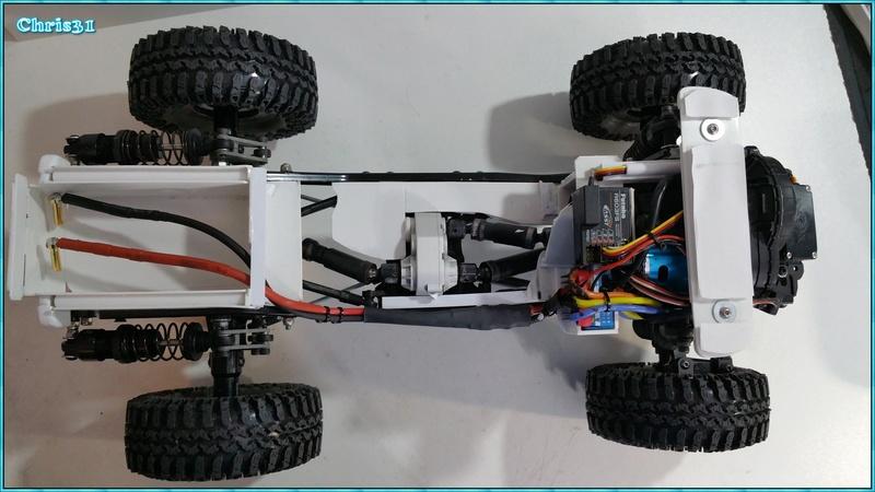 Chris Customs. Jeep Wrangler // Badass Project !!!!!  811