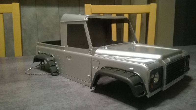 Defender 90 pickup, base HG P402 Wp_20135