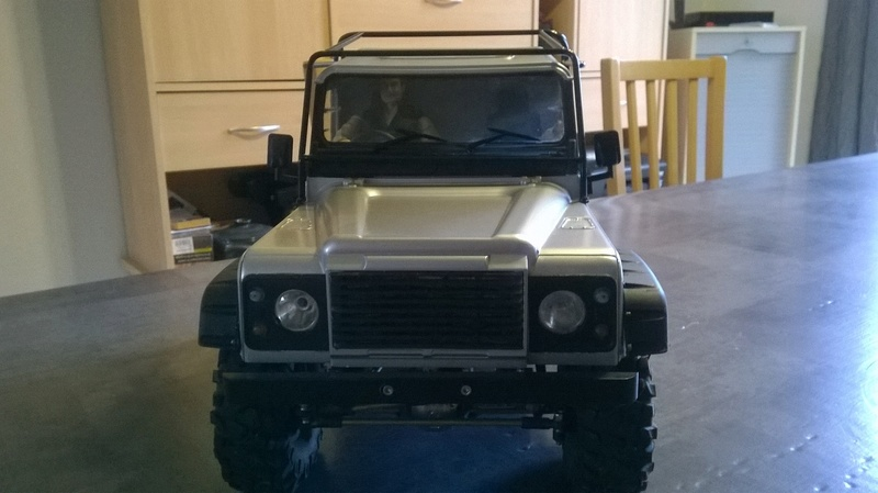 Defender 90 pickup, base HG P402 Wp_20138