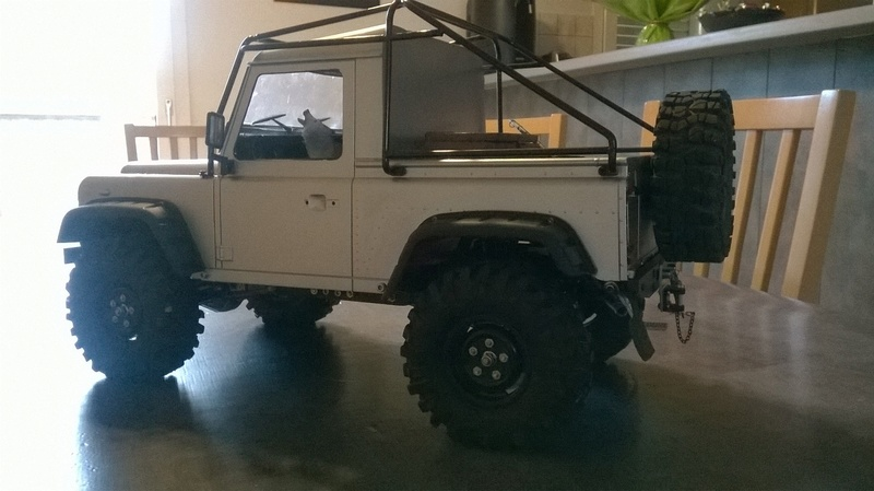 Defender 90 pickup, base HG P402 Wp_20140