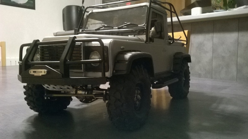 Defender 90 pickup, base HG P402 Wp_20154