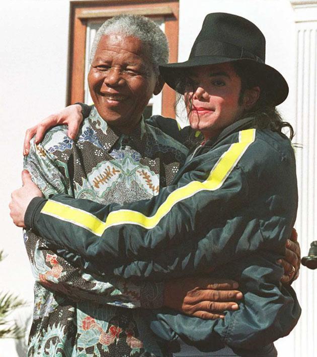 Nelson Mandela - 1918 - 2013 7bd8b611