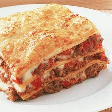 What do you mean? Can Clooney cook? and what does he eat with pleasure? Lasagn10