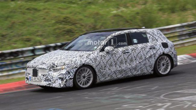 Novo Mercedes Classe A terá motores 1.2 e 1.4 de origem Renault 2019-m11