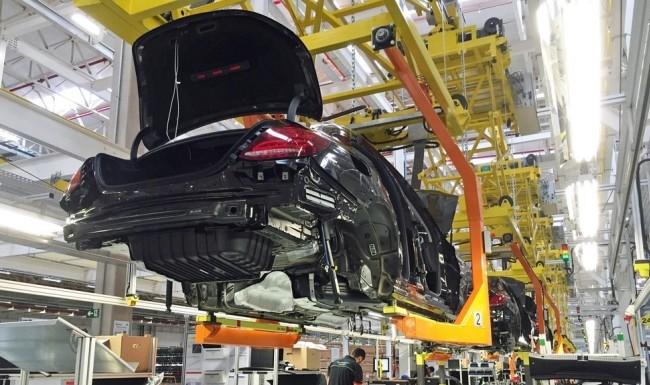 Com produção menor, Mercedes-Benz reafirma manutenção da fábrica de Iracemápolis Image910