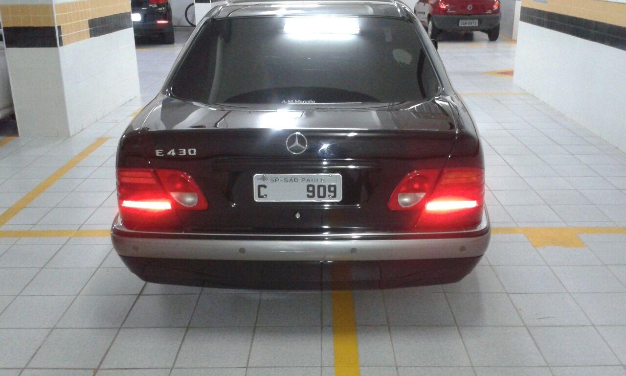 (VENDA CANCELADA): W210 E430 1998 - blindada de fábrica - R$30.000,00 Mb210