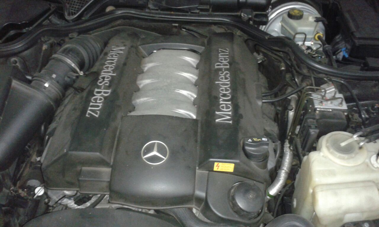 (VENDA CANCELADA): W210 E430 1998 - blindada de fábrica - R$30.000,00 Mb310
