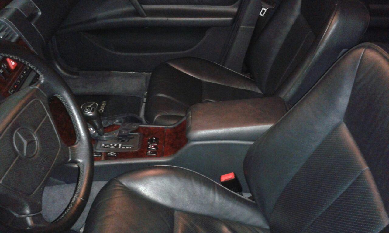 (VENDA CANCELADA): W210 E430 1998 - blindada de fábrica - R$30.000,00 Mb410