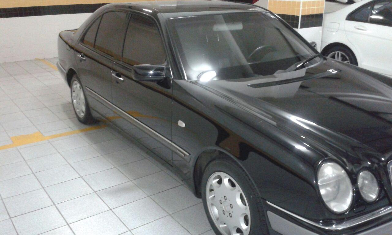 (VENDA CANCELADA): W210 E430 1998 - blindada de fábrica - R$30.000,00 Mb610