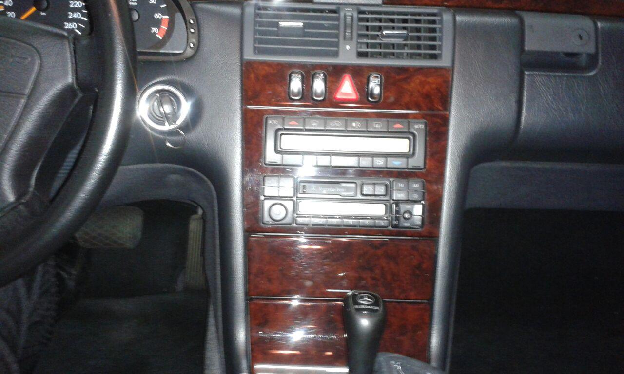 (VENDA CANCELADA): W210 E430 1998 - blindada de fábrica - R$30.000,00 Mb910