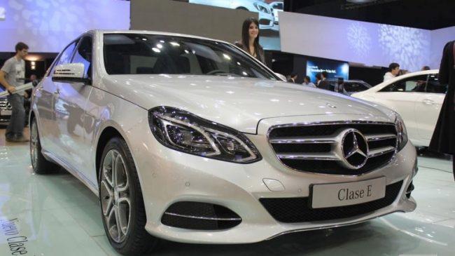 """Vendas globais premium – Mercedes-Benz começa 2017 """"sobrando"""" Merced10"""