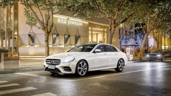 Sedãs Premium – Mercedes aproveita entressafra da concorrência em fevereiro Review10
