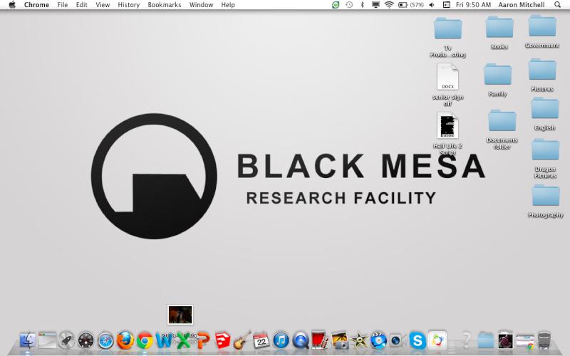 Show us your desktop Screen10