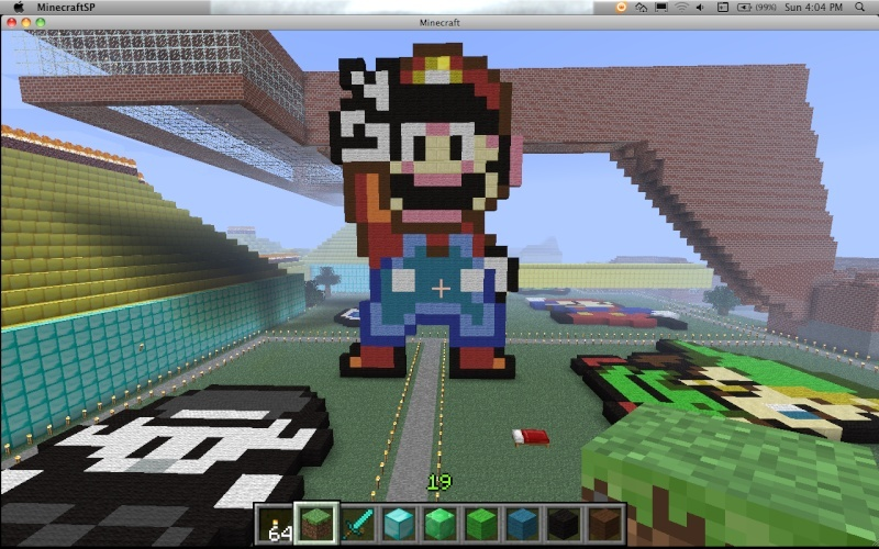 Minecraft Creations Screen12