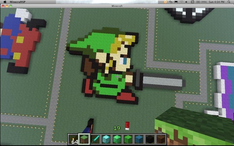 Minecraft Creations Screen15