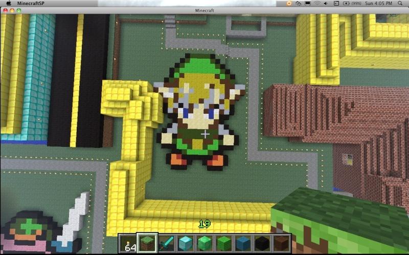 Minecraft Creations Screen19