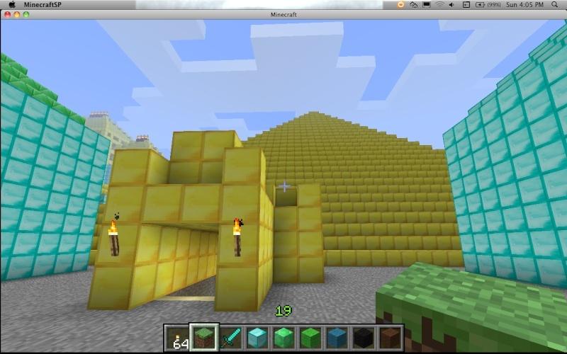 Minecraft Creations Screen22