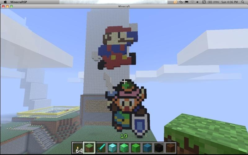 Minecraft Creations Screen23